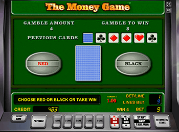 The Money Game 1