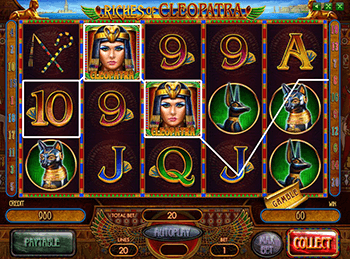 Riches Of Cleopatra 2