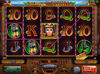 Riches Of Cleopatra 4